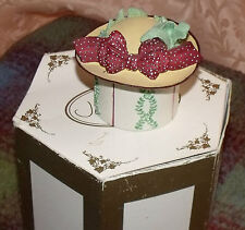 JANE ASHER WILLOW HALL COLLECTION CONSTANCE VH 12 TRINKET BOX