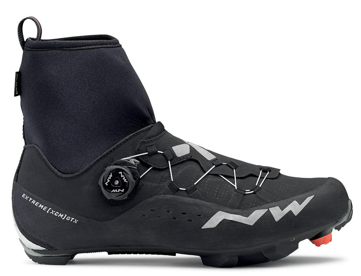 Northwave Extreme XCM 2 GTX Winter MTB Fahrrad Schuhe schwarz 2019  | Zuverlässige Qualität