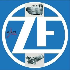 Zf transmissions all models full set manuals 2017 2018 fast image is loading zf transmissions all models full set manuals 2017 fandeluxe Choice Image