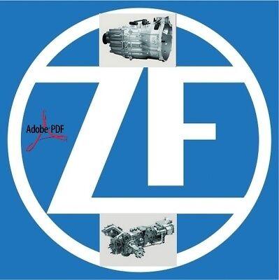 ZF Transmissions-All Models-Full Set Manuals-2017-2018-Fast downloads   eBay