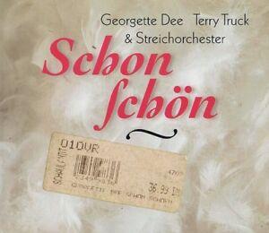 Georgette-Dee-amp-Terry-Truck-amp-Streichorchester-Schon-Schoen-CD-16-Track