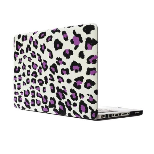 """Matte//Crystal Hardcase Cover Shell For Macbook PRO 13/"""" A1278 With CD-ROM"""