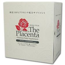 Metabolic The Placenta soft 3P × 30 bags Beauty Supplements Anti Aging Japan F/S