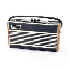 Roberts Rambler Transistor Radio - Vintage - Retro - Madera Acabado