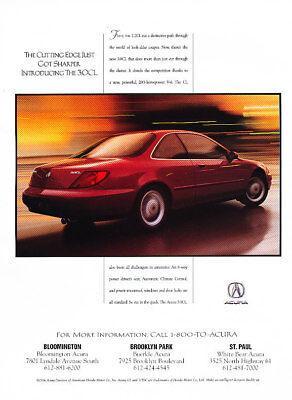 statement 1997 Mazda Millenia Vintage Advertisement Ad A29-B