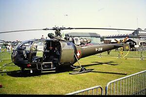 3-966-SE-3160-Alouette-3-s-n-1340-Swiss-Air-Force-Kodachrome-SLIDE