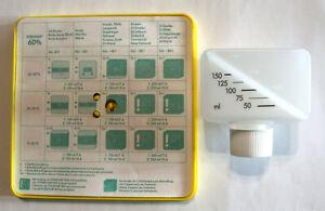 Liebig Dispenser Set Imker Varroa Behandlung Ameisensäure Imkerei Bienen