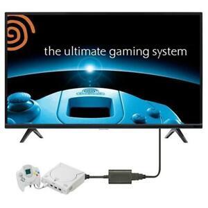 For Sega Dreamcast HDTV HDMI-Compatible Audio Video Cables adaptateur S VGA Scart