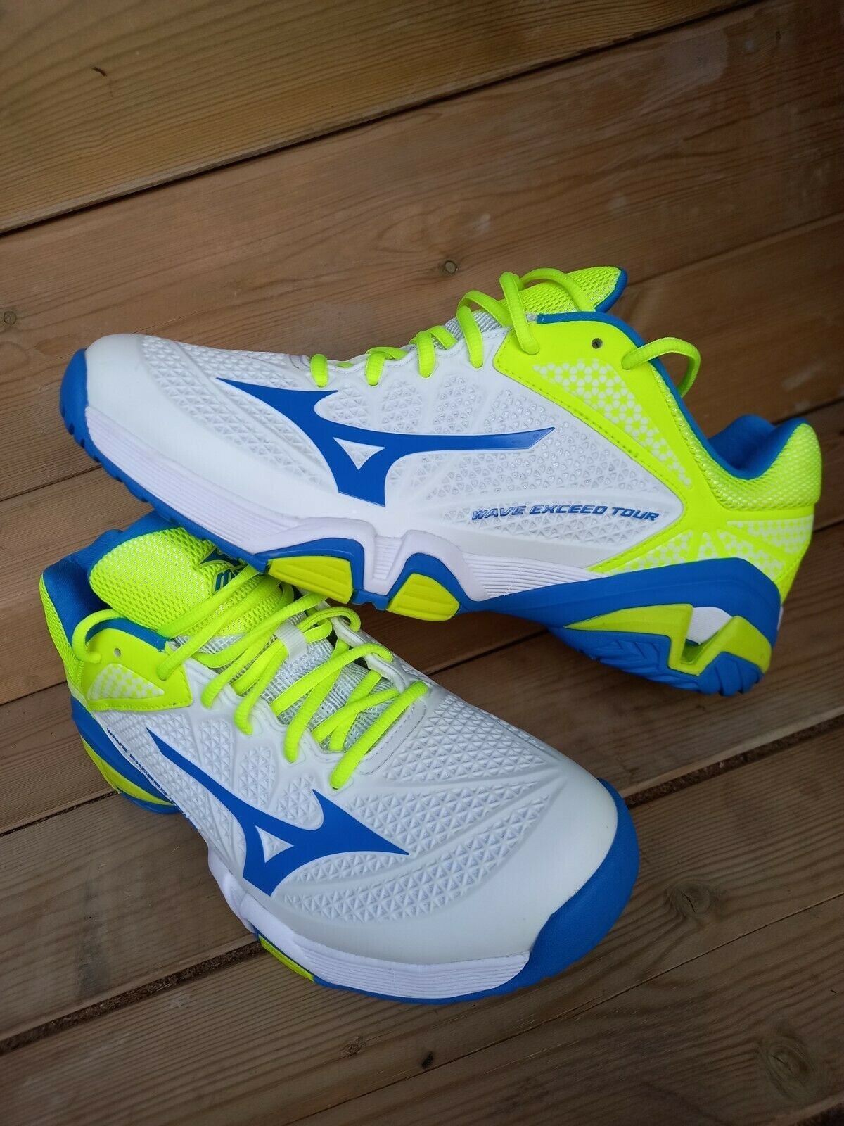 Mens Running Shoes size UK10 US11 EUR 44.5 Wave Exceed Tour MIZUNO SpecialShoes