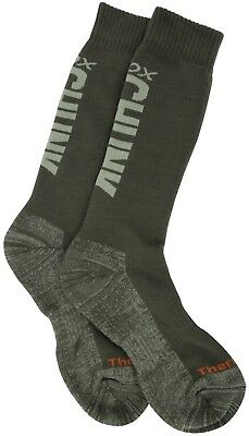6-9 Fox Thermolite Insulated Session Sock