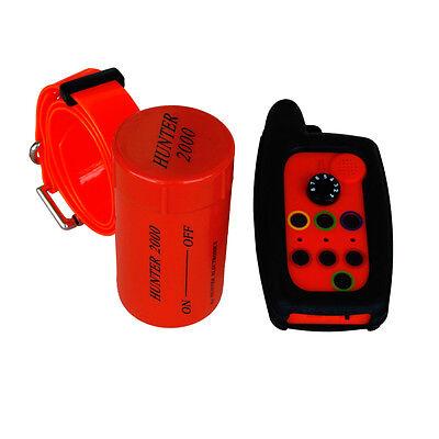 Remote Dog Beeper Collar HUNTER 2000