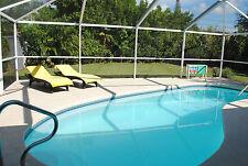 Ferienhaus Florida Cape Coral USA mieten Strandnähe 4-6 Pers. Whirl-Pool Süd Ost