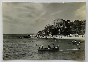 Bulgaria-Varna-View-from-Drujba-Resort-1960-Postcard-P320