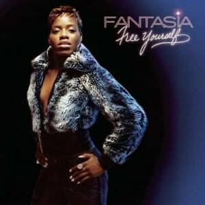Free Yourself - Audio CD By Fantasia Barrino - VERY GOOD