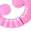 Baby Kids Bath Water Soap Head Ear Protector Adjustable Visor Shield Guard