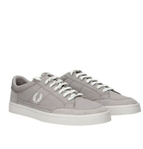 Fred Perry Men's Deuce Canvas Trainers
