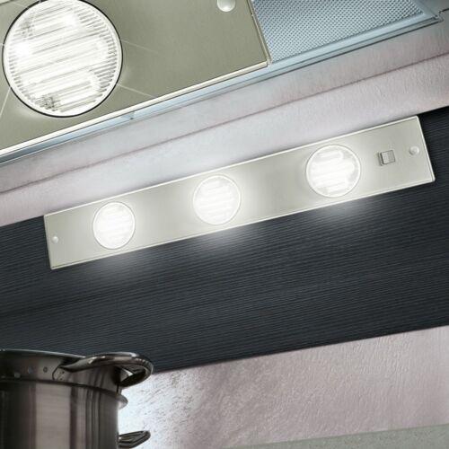 Meubles soubassement Lampe éclairage travail spot poutre étagère éclairage Interrupteur