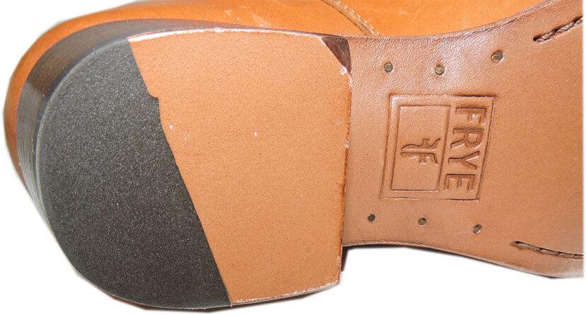 frye kristen ingénieur motards bottines en en bottines cuir de harnais de moto chaussons 6 bbd39d