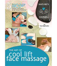 Art Of Cool Lift Face Massage Therapy Video On DVD - Manual Digital Download
