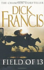 Field-of-13-by-Dick-Francis-Paperback-Used-Book-Good-FREE