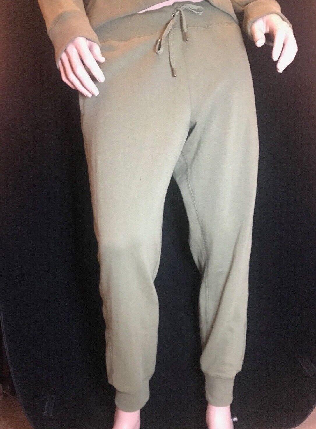 BNWT POLO RALPH LAUREN Gents Sport Pants Joggers in Green Size XL RRP  W40