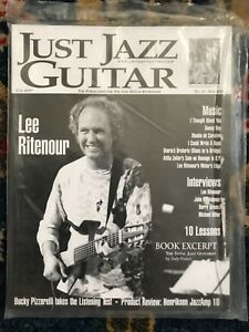 May-2007-Just-Jazz-Guitar-Magazine-Sealed-Copy-Lee-Ritenour