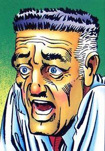 Spiderman-Card-New-Mint-Condition-of-1992-N-16-Jjj-Joly-Jonah-Jameson