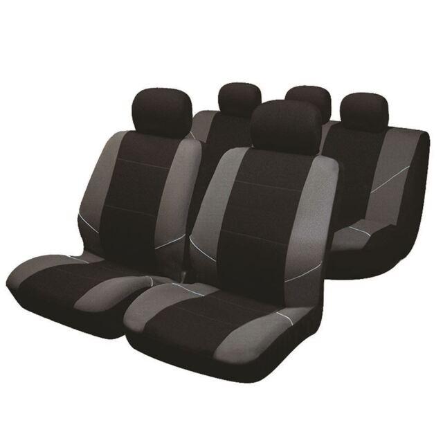 2 x Fronts Heavy Duty Blue W/'proof Seat Covers Citroen Berlingo Multispace