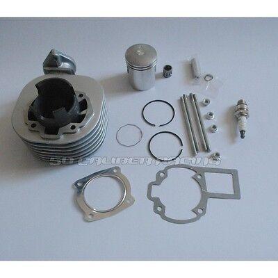 Suzuki LT80 Top End Kit 1987-2006 Piston Cylinder Kit Stock Specs Rebuild LT 80