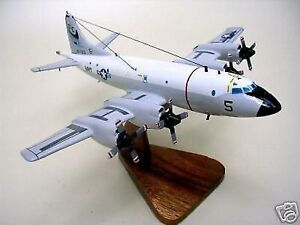 p 3 orion vp 40 us navy p3 vp40 airplane desk wood model small new