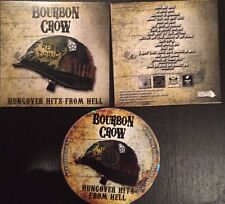 Bourbon Crow Hungover Hits from Hell CD Limited To 500 Wednesday 13 Murderdolls