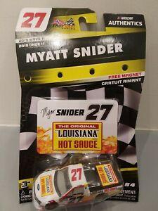 2019-Myatt-Snider-27-Louisiana-Hot-Sauce-1-64-NASCAR-Authentics-Diecast-Wave-11
