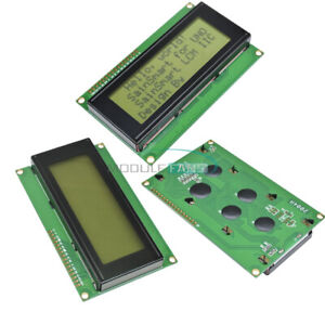 1-2-5PCS-20x4-2004-204-Character-LCD-Display-Module-LCD-Yellow-Green-Blacklight