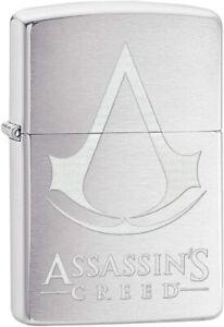 Zippo-60003194-Sturmfeuerzeug-Assassin-039-s-Creed-Assassins-Creed-Lighter-Feuerzeug