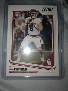 2018-Score-Football-Baker-Mayfield-Rookie-Card-351