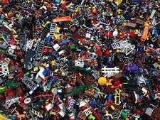 LEGO 20 piezas de Accesorios/Mezcla De Armas Herramientas Pelo De Sombreros