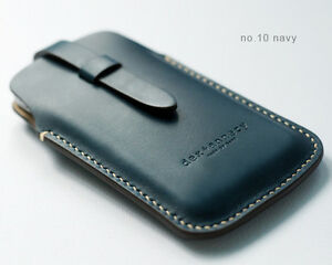 Dex-Leather-Case-pouch-for-Apple-iPhone-X-EMS-Free