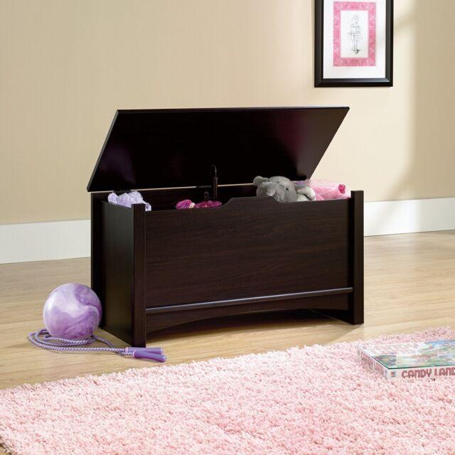 Kids Storage Bench Furniture Toy Box Bedroom Playroom: Kids Toy Box Storage Chest Bedroom Furniture Organizer