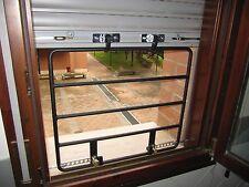 Grata griglia inferriata di sicurezza GST per tapparelle serrande porte finestre