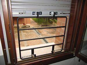 Grata griglia inferriata di sicurezza gst per tapparelle serrande porte finestre ebay - Serrande per finestre ...