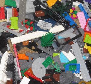 Lego-Gros-lot-100g-Vrac-Toute-Construction-Vehicule-Maison-Kiloware-NEW