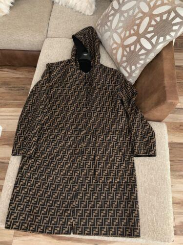 Fendi Mens Duffel Coat size 54