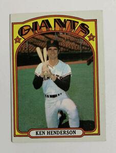 1972-Topps-Ken-Henderson-443-Baseball-Card-San-Francisco-Giants-SF