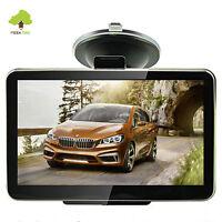"5"" Inch 8GB Car GPS Navigation SAT NAV TOM SpeedCam FM TOM Free UK EU Map Update"