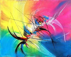 Tableau-abstrait-contemporain-40-x-50-cm-uvre-originale-de-Audrey-Granjeaud
