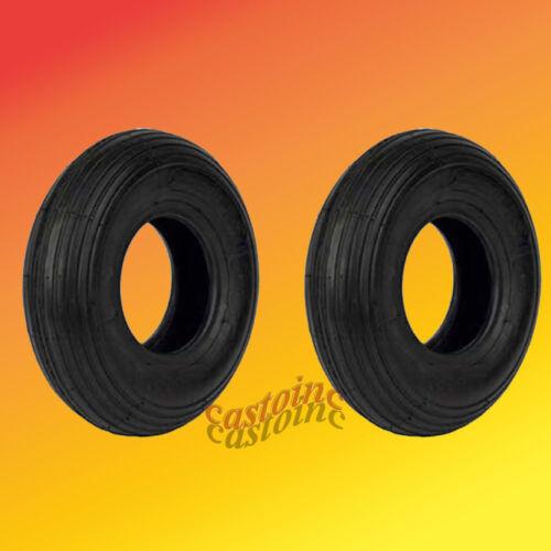Lawn Trailor 2 Wheelborrow  480 X 400 X 8  Tubless Tires for Lawn Mowers