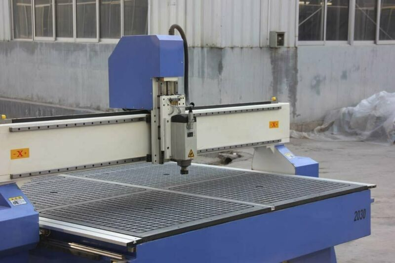 6KW Vacuum Table 2030 Router - 2m x 3m - Call us today