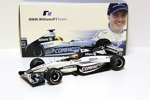 1-18-Minichamps-BMW-Williams-f1-fw22-R-Schumacher-spacciatori-NEW-in-Premium-modelca