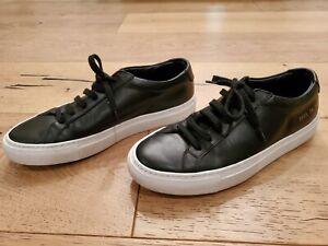 Black Sneaker Shoe Size 36