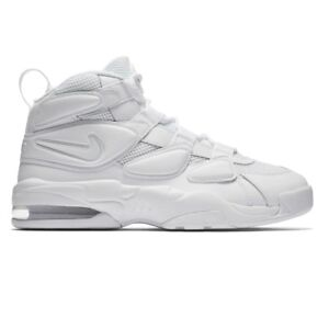 new concept 48eab fccd0 Image is loading NIKE-AIR-MAX-2-UPTEMPO-94-TRAINERS-WHITE-